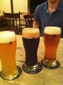 Coedo draft beer at Cafe Soul Tree