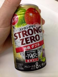 Suntory Strong Zero Double Apple Chu-hai