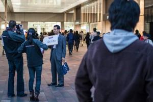 Thomson Reuters Eiko street campaign, Tokyo